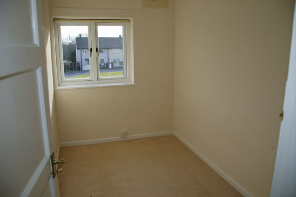 Bedroom 3 at upper road in Madeley